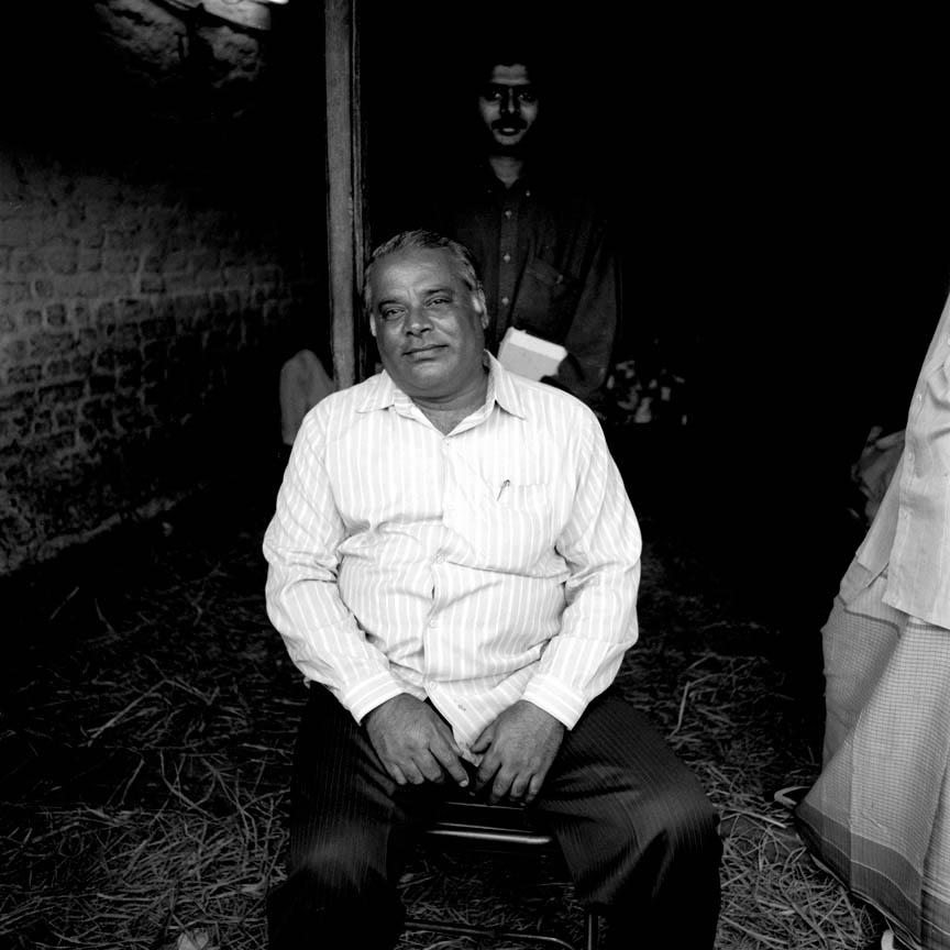 Market Owner, Mysore, India