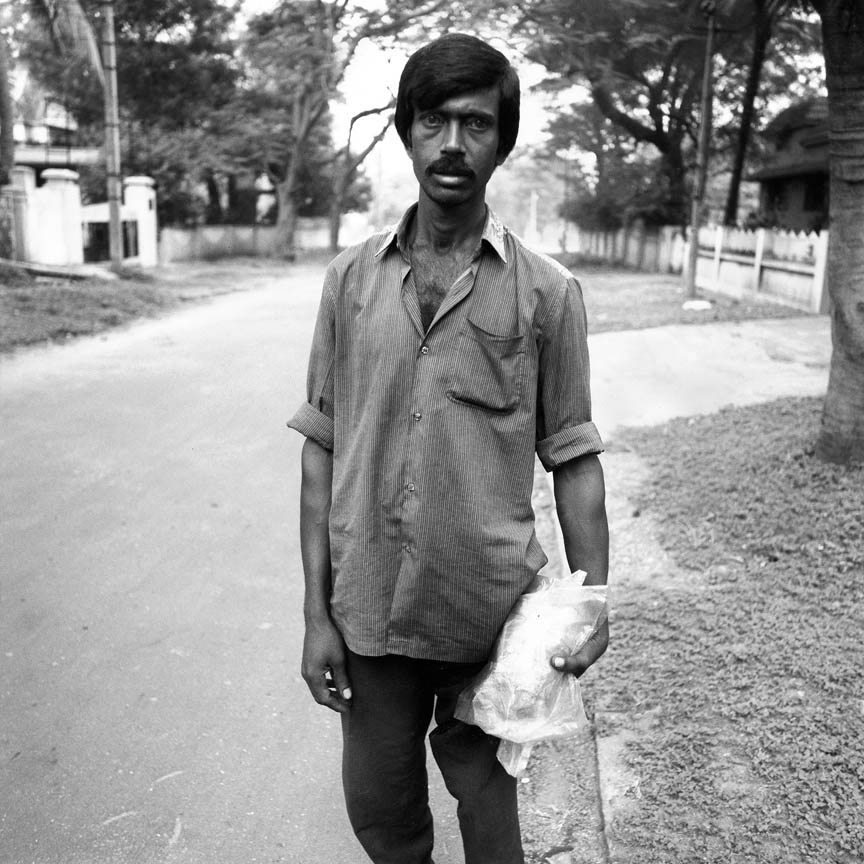 Street Cleaner, Mysore,India