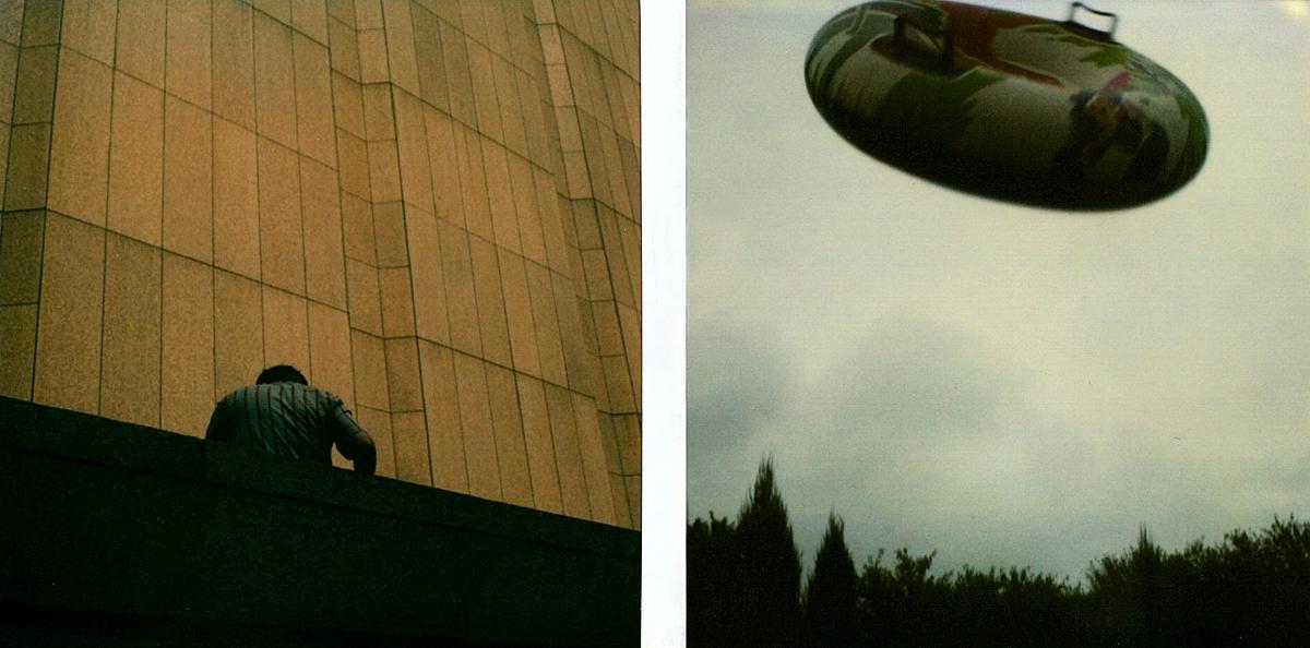 Fly Away, Polaroid SX70