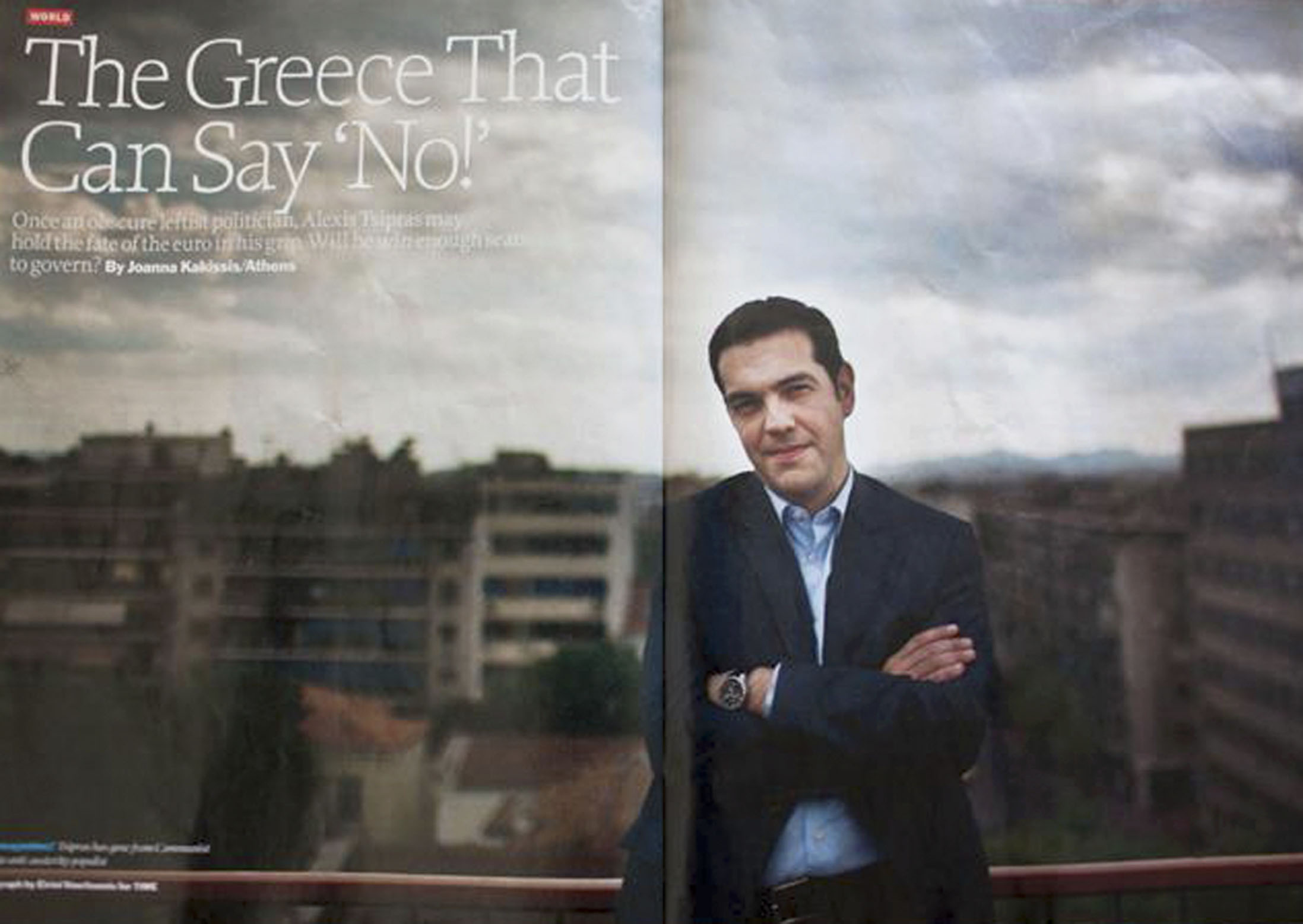 June 2012The Greece That Can Say {quote}No?{quote}