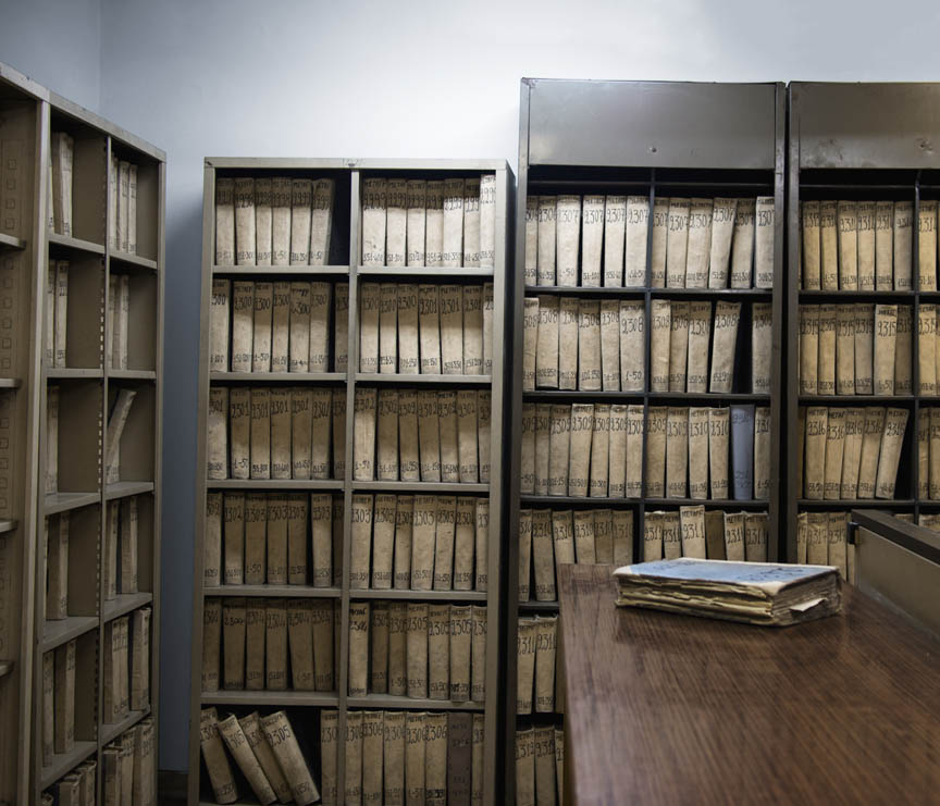 National Property Registry Archive