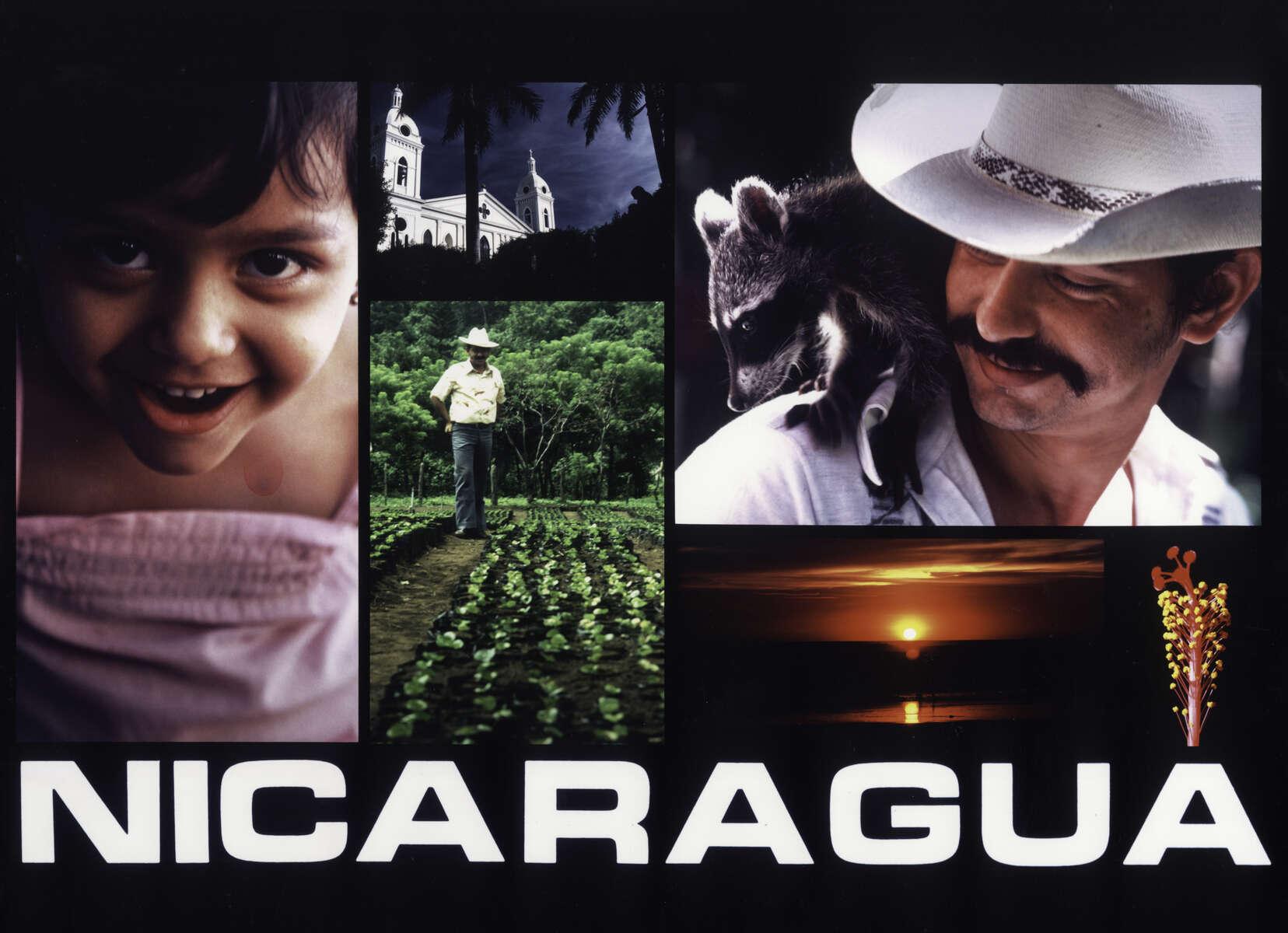 NICARAGUA-POSTER