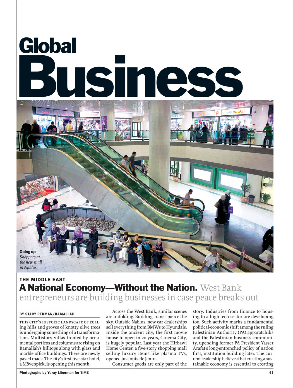 TIME Magazine/ USA
