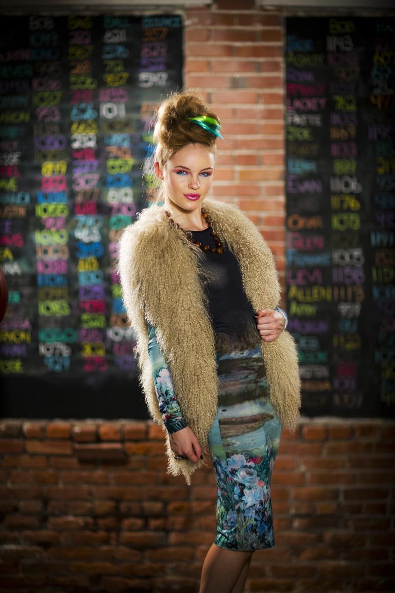 2012 Fall Fashion tab for The Kansas City Star.