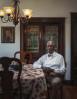 Portrait of Robert Powell inside his childhood home on Brooklyn Avenue
