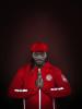 Portrait of hip-hop artist, James {quote}SugEasy{quote} Singleton.