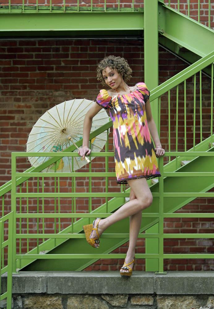 Spring Fashion tab for The Kansas CIty Star.