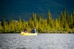 Banff-Engagement-Session-Canoe-010