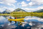 Banff-Engagement-Session-Canoe-033