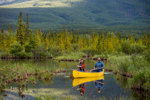 Banff-Engagement-Session-Canoe-040