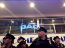 Police in Time Square. 2011