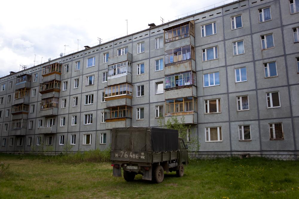 Komi Republic, Russia. 2011