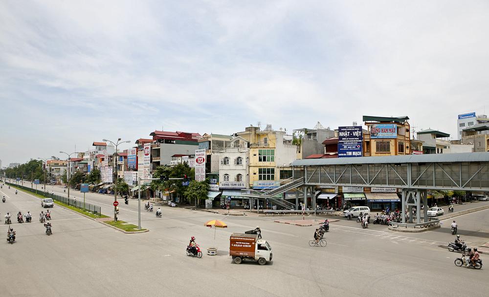 Hanoi, Vietnam. 2008