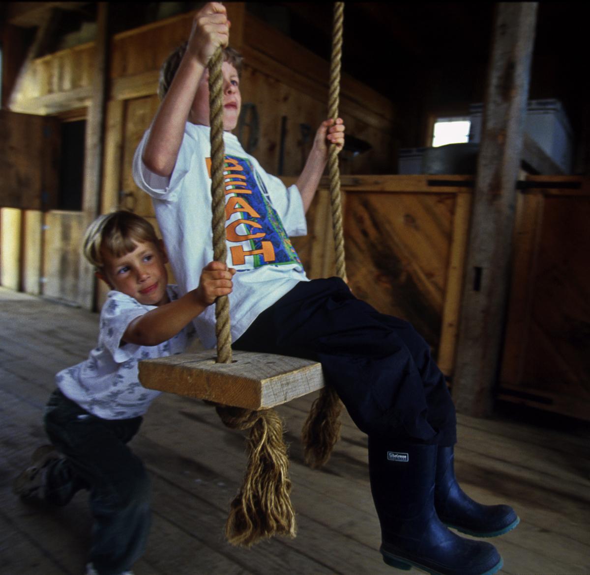barn-swing
