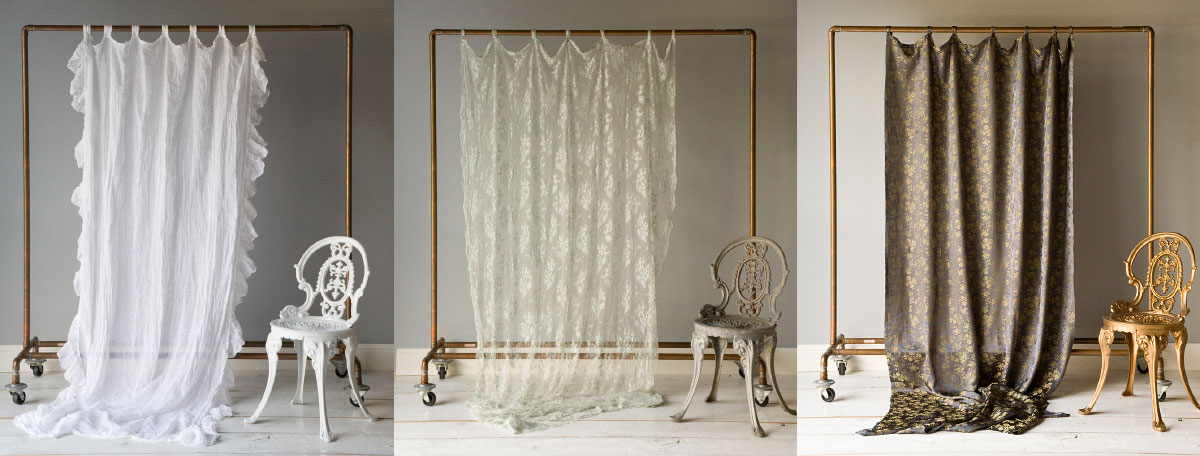 bella notte lace curtains