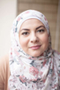SEATTLE, WA-APRIL 17, 2017: Amanda Saab, along with her husband Hussein Saab, co-hosted a {quote}dinner with your Muslim neighbor{quote} at the home of Stefanie and Nason (cq) Fox in Seattle, WA on a return trip April 17th 2017. The couple now live in Detroit. The guests are Anjana Agarwal (black top), Patricia Rangel (black top with pattern), and Greg and Charissa (white top) Pomrehn.(Photo by Meryl Schenker/For The Washington Post)