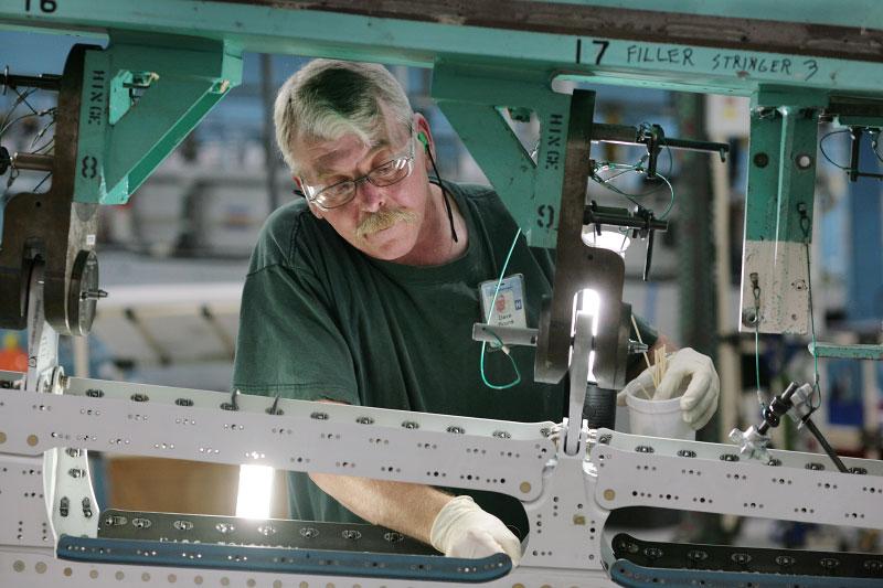 Boeing worker