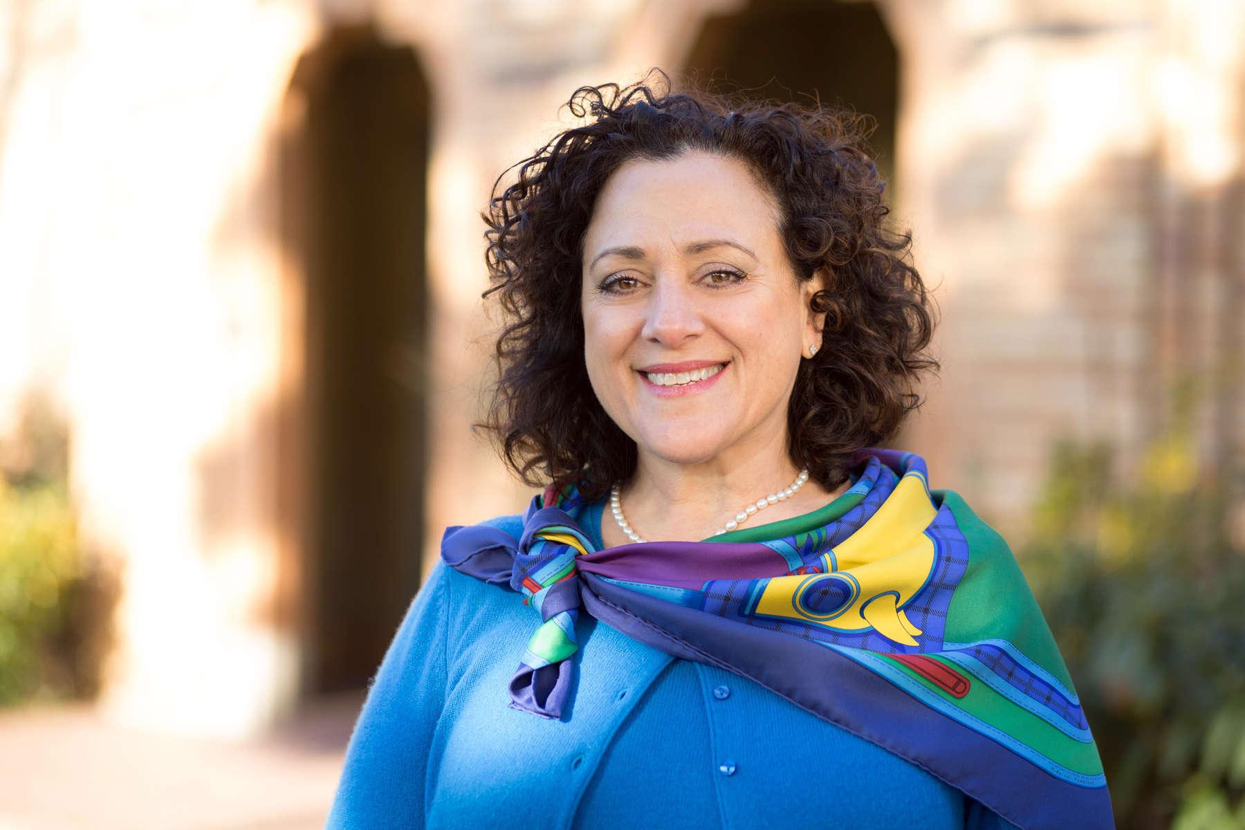 Linda Marzano, CMO of Pacific Medical Center