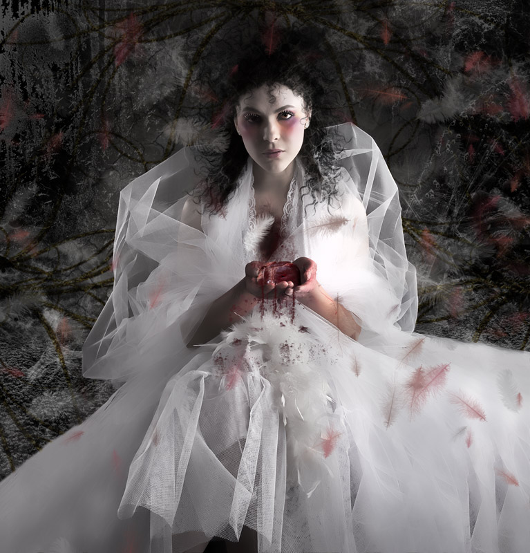 Model:    Michelle AlvaradoMake up:  Ingrid Bujtar