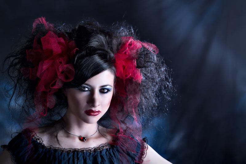 Model: Lorena HernandezMake up: Mariusky FernandezHair: Jorge Cisneros