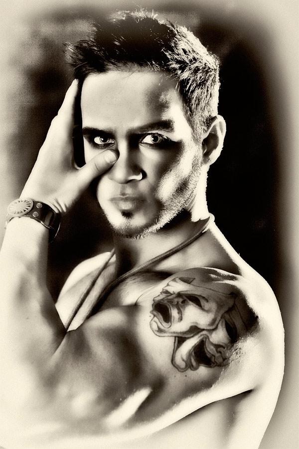 Model: Mario de MonacoMake up: Jorge Cisneros
