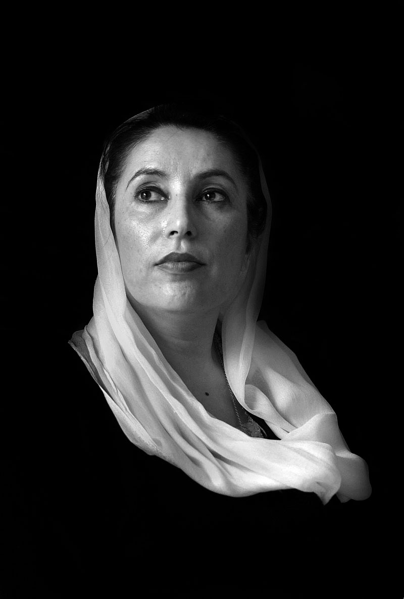 Former Pakistani Prime Minister Benezir Bhutto was slowly rehabilitating her reputation when she sat for an interview with the Christian Science Monitor.