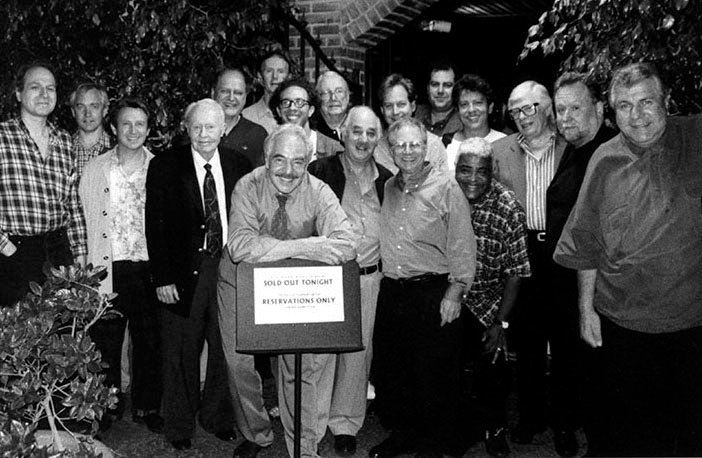 Ted Greene, Sid Jacobs, Andy Summers, Herb Ellis, Del Casher, Tomas Janzon, Anthony Wilson, John Pisano, Bob Bain, Ron Anthony, Pat Kelley, Barry Zweig, Jim Fox, Frank Potenza, Phil Upchurch, Mundell Lowe, Doug MacDonald, Bob Conti.