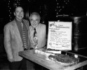 During the Benedetto Night at PAPASHON in 1999, JOHN PISANO presented BOB BENEDETTO with a guitar Pizza designed and baked by JOHN. What it lacked in accoustics, it made up in flavor.