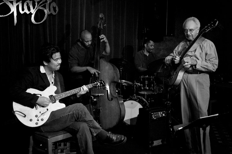 w/ JEFF LITTLETON - TIM PLEASANT - JOHN© Bob Barry 2007