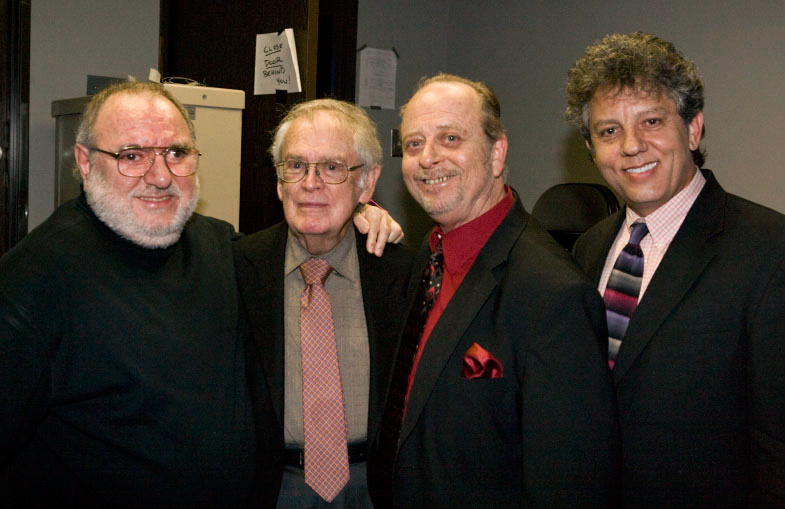 © Bob Barry 2007JOE DIORIO, JIMMY WYBLE, RON ESCHETE, FRANK POTENZA