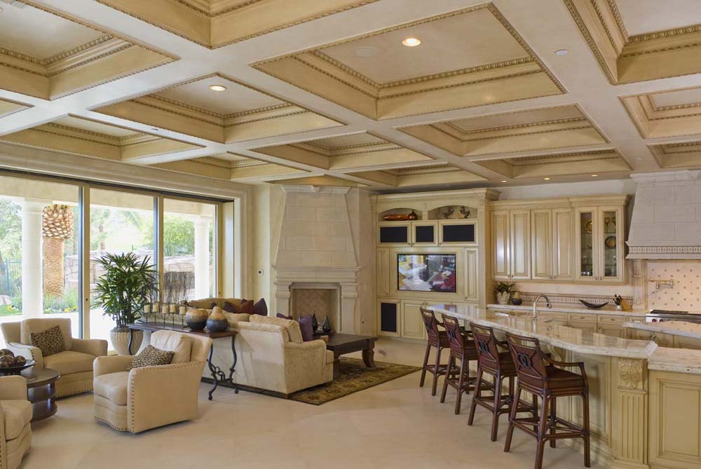 Am I The Only Person Who Thinks A Tray Ceiling Is Ugly 90