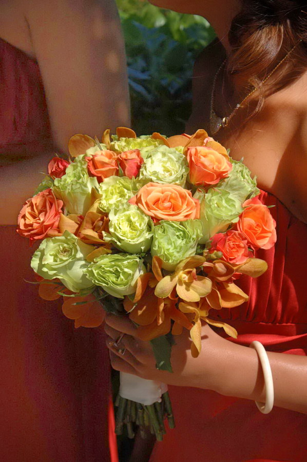 Orange_and_Green_Bridesmaid_BQT