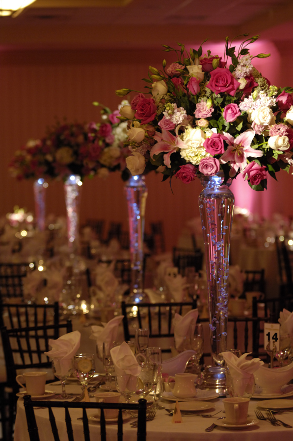 Tall vases for wedding centerpieces sale