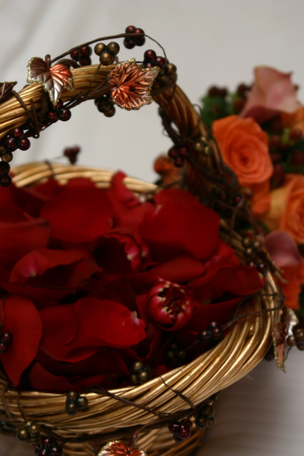 Red_petal_Basket