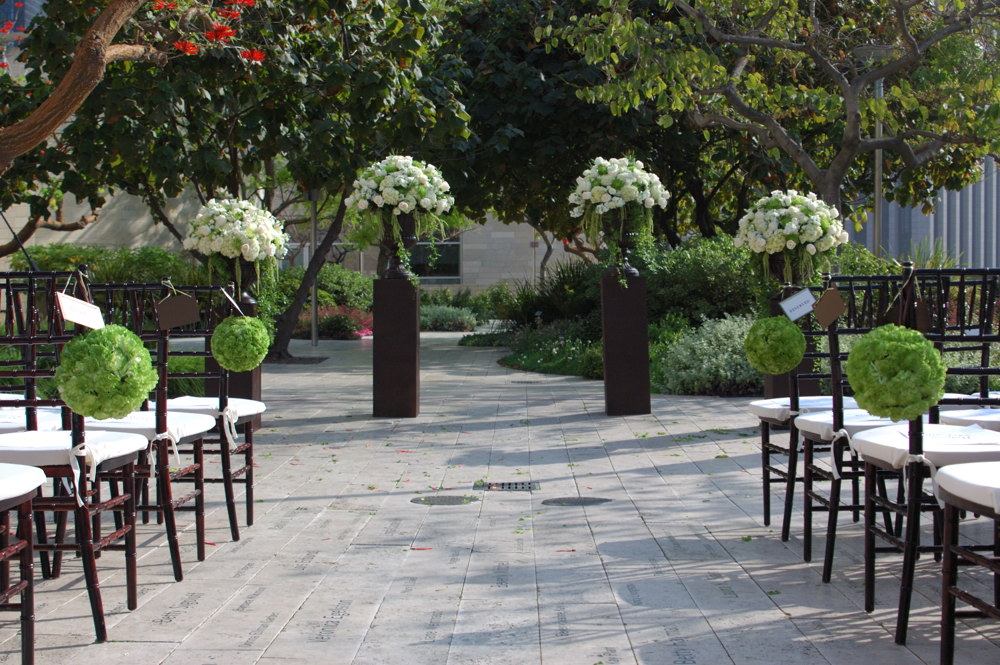 White_Green_and_Brown_Ceremony_site
