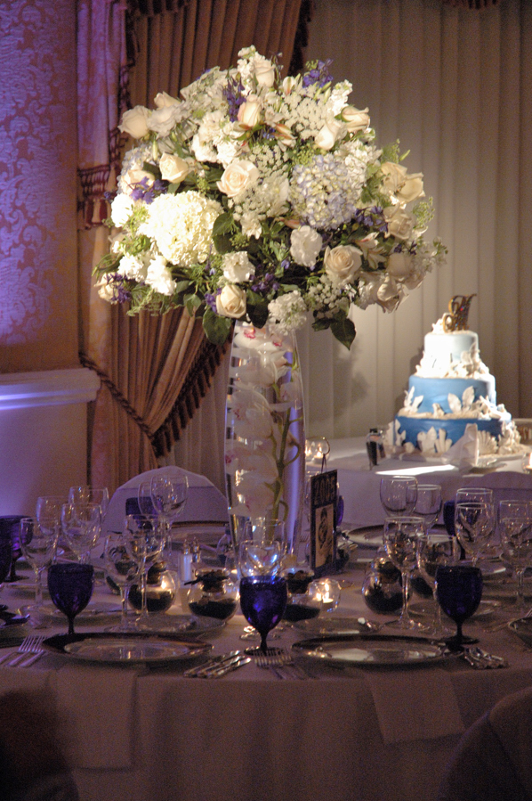 Halina 39 s blog for Bridal table arrangements