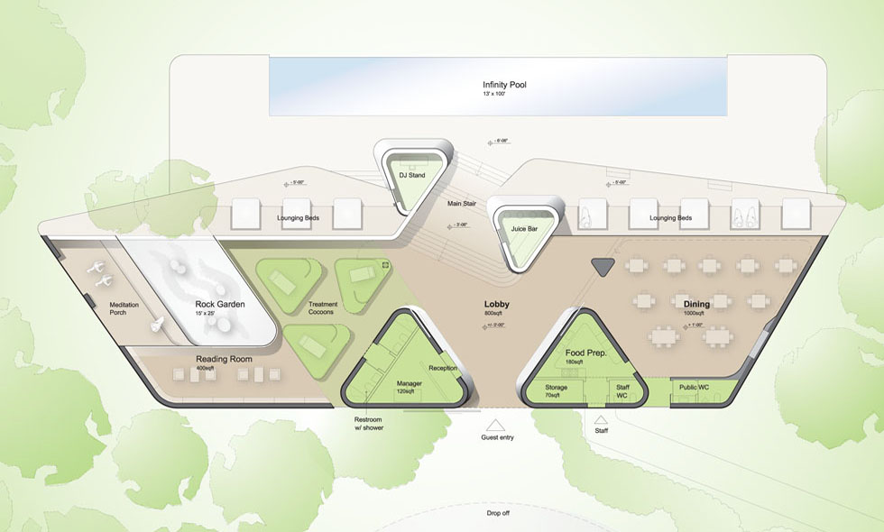 Architect labels Donald Trump's Scottish golf clubhouse plans