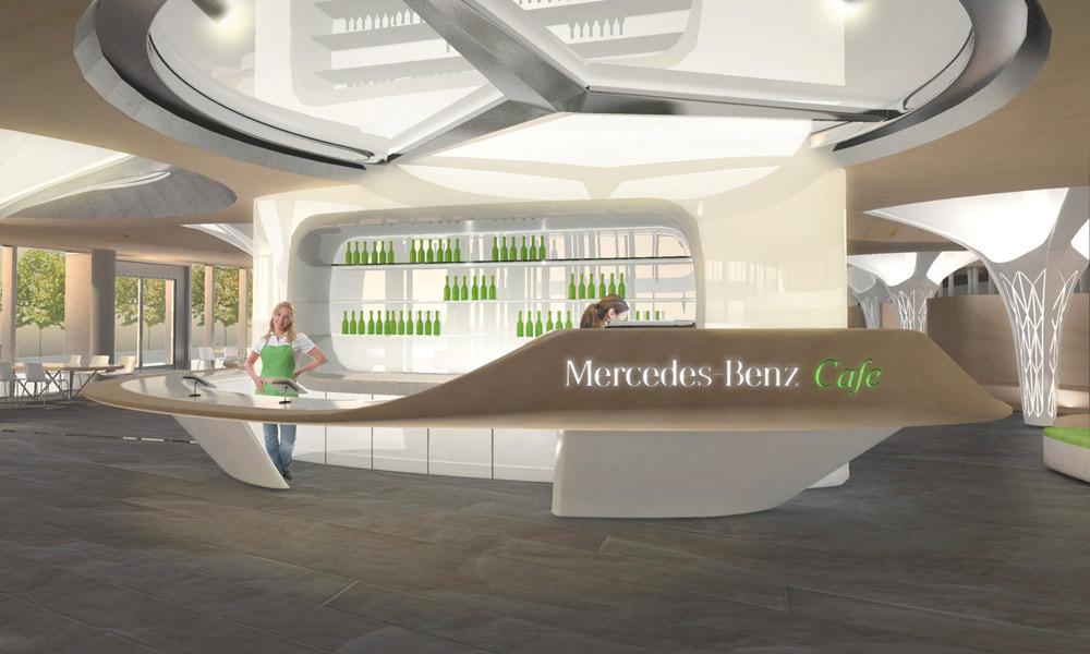 Mercedes benz world headquarters for Mercedes benz us headquarters