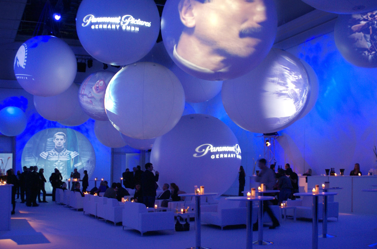 Event for Paramount Pictures