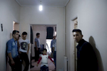 Greece, Athens 2015Inside an appartment many Afghan families have found a shelter. Some have been living there for a year others just for a few days. All trying to find ways to leave from Greece.