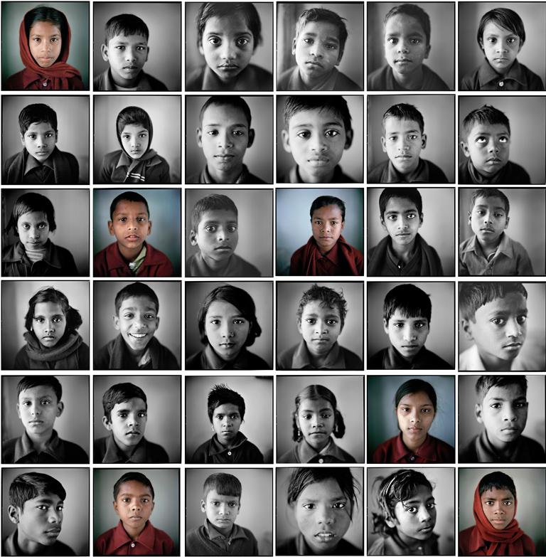 Ashray School, Varanasi India