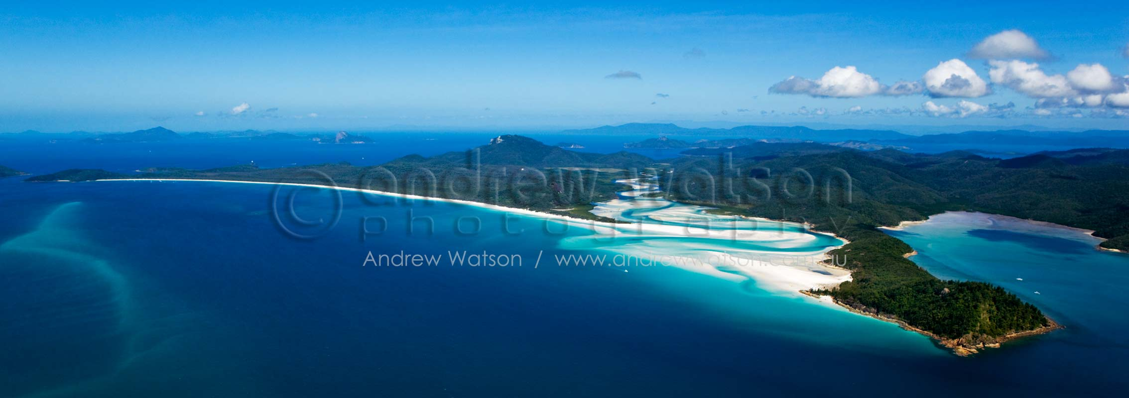 Hill Inlet and Whitehaven BeachWhitsundays, North QueenslandImage available for licensing or as a fine-art print... please enquire