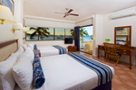 Guest room at the Coral Sea Resort, Airlie Beach