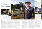 Editorial Photography - Alan Baldey, Tablelands dairy farmer.  Inside story for CityLife magazine.