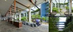 Architecture photography - William McCormack Building Courtyard, Cairns