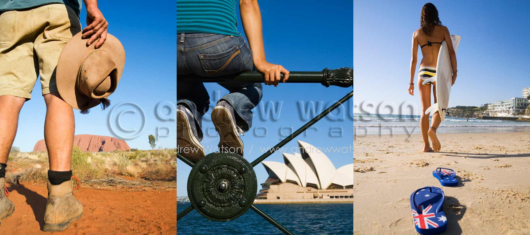 Tourism & Lifestyle Photography - Iconic Australian locations from the Outback to Bondi Beach