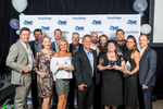Group photo of award winners at Forty Winks National Conference 2016 Gala dinner in Cairns