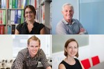 Corporate Photography - Environmental corporate headshots for architectural firm