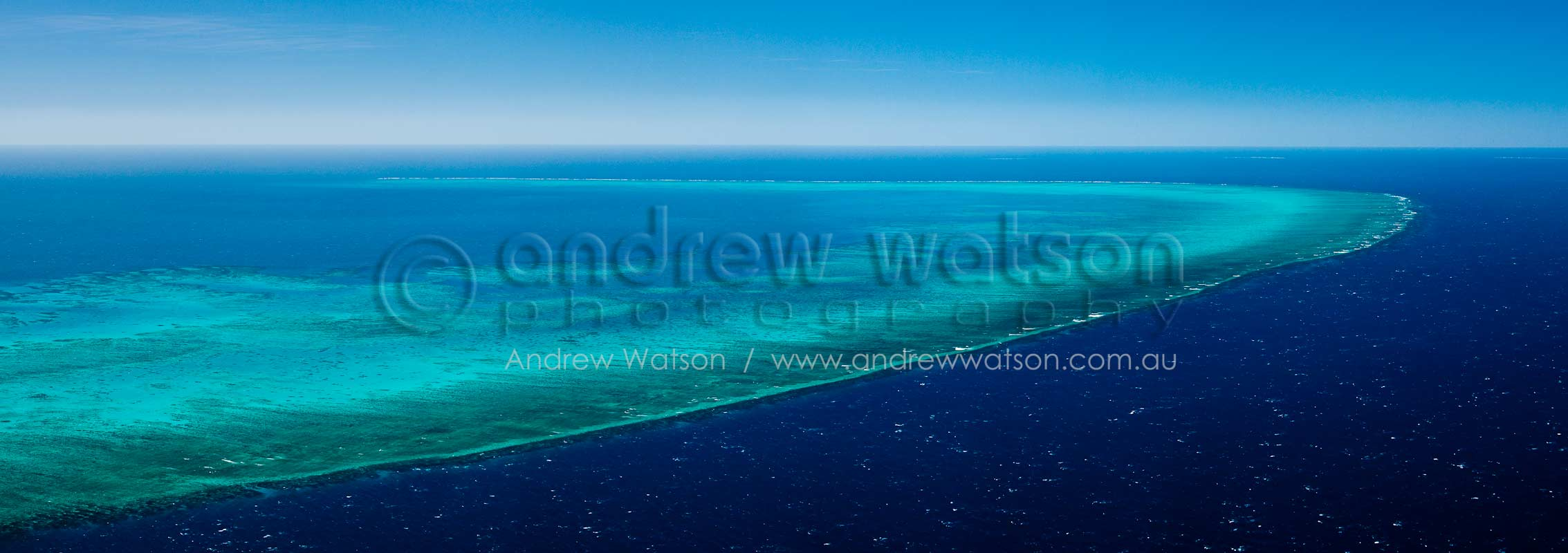 Aerial view of Arlington ReefGreat Barrier Reef, North QueenslandImage available for licensing or as a fine-art print... please enquire
