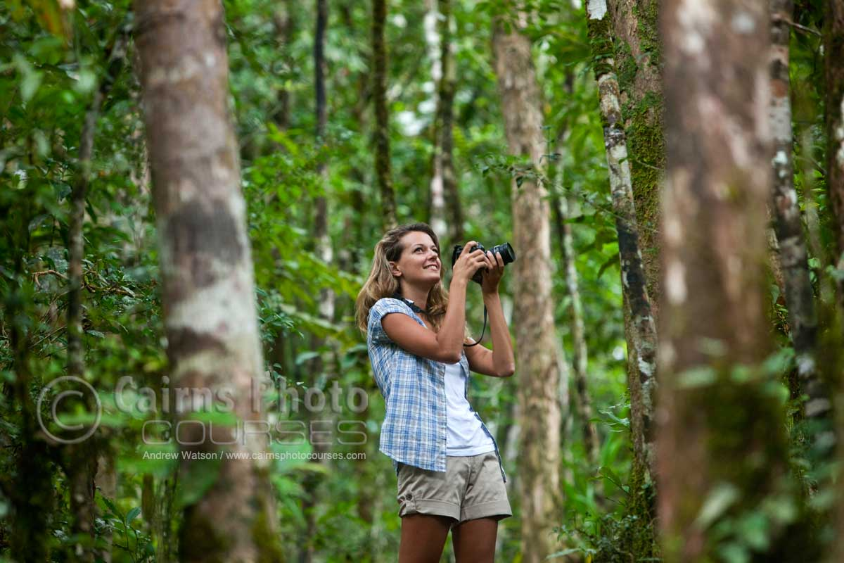 Cairns Photo Courses - Photography tuition